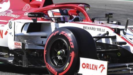 Kimi Räikkönen fährt derzeit für das Team Alfa Romeo in der Formel 1.
