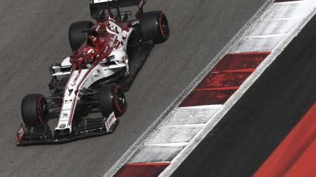 Kimi Räikkönen stellte den Formel-1-Rekord für die meisten Grand-Prix-Starts ein.