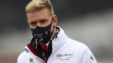 Steht auf dem Sprung in die Formel 1: Mick Schumacher.
