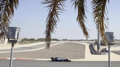 Formel 1 in Bahrain 2021: Hier finden Sie die Infos rund um Zeitplan, Termine, Strecke und Übertragung im Live-TV und Stream.