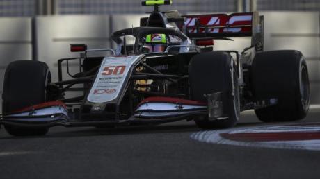 Mick Schumachers neuer Haas-Bolide wird am 4. März vorgestellt..