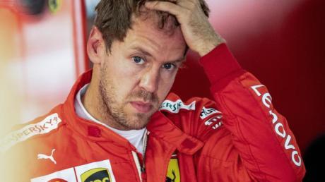 Vettel vermisst die Vorreiterrolle seiner Hightech-Branche auf dem Gebiet der Technik und Technologie.