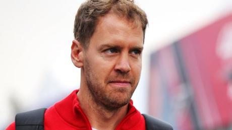 Freut sich auf seine neue Herausforderung bei Aston Martin: Sebastian Vettel.