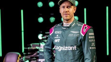 Sebastian Vettel fährt nun für Aston Martin.