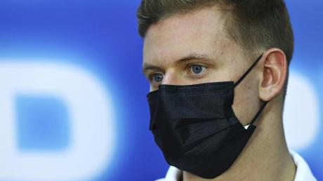 Bestreitet in Bahrain sein erstes Qualifikation in der Formel 1: Mick Schumacher.