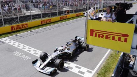 Die Austragung des Formel-1-Rennens im kanadischen Montreal ist wegen der Corona-Pandemie das zweite Jahr in Folge in Gefahr.