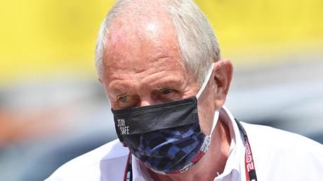 Sieht Red Bull immer mehr in Schlagweite zu Mercedes: Helmut Marko.