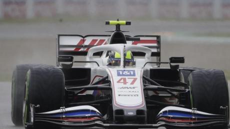 Mick Schumacher genießt seine Zeit im Formel-1-Cockpit.