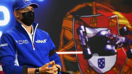 Ist in der Formel 1 angekommen: Haas-Pilot Mick Schumacher.