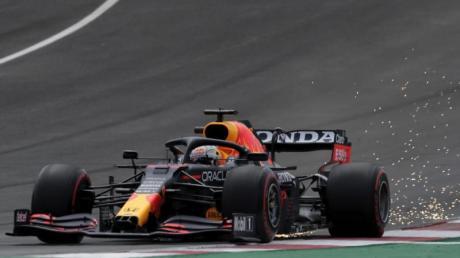 Ist im letzten Training vor dem Qualifying Bestzeit gefahren: Max Verstappen vom Team Red Bull Racing.