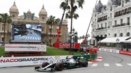 Beim Rennen in Monte Carlo sollen am 23. Mai Zuschauer zugelassen werden.
