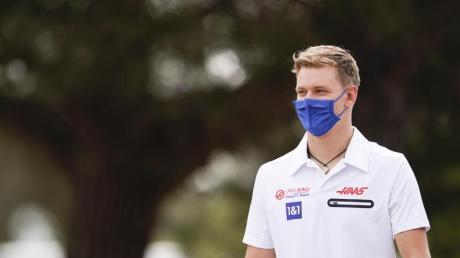 Soll auch 2022 für das Formel-1-Team Haas fahren: Mick Schumacher.