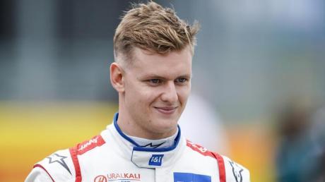 Wird wohl auch 2022 für das Formel-1-Team Haas fahren: Mick Schumacher.