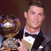 Cristiano Ronaldo erhielt die Auszeichnung für das vergangene Jahr.
