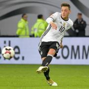 Mesut Özil machte ein starkes Spiel gegen die Tschechen.