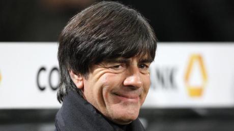 Joachim Löw ist als Bundestrainer eine Institution. Foto: Friso Gentsch