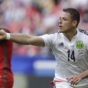 Javier «Chicharito» Hernandez ist Mexikos Stürmerstar. Foto: Thanassis Stavrakis