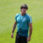 Wird bei der WM kein Headset zur Kommunikation nutzen: Bundestrainer Joachim Löw. Foto: Christian Charisius