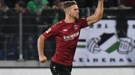 Stürmt für Hannover 96: Niclas Füllkrug.