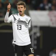 Thomas Müller steht vor seinem 100. Länderspiel. Foto: Jan Woitas