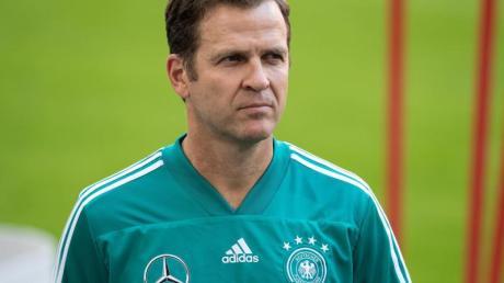 Bot Michael Ballack die Angebote des DFB an: Oliver Bierhoff.