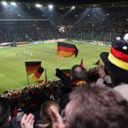 Die deutsche Nationalmannschaft trifft in Dortmund auf Argentinien. Foto: Achim Scheidemann
