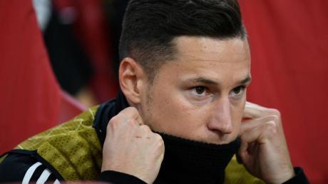 Bundestrainer Joachim Löw muss vorerst auf Julian Draxler verzichten.