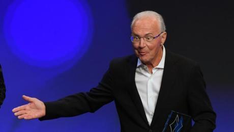 Franz Beckenbauer muss sich aus gesundheitlichen gründen nicht in der Schweiz vor gericht verantworten.