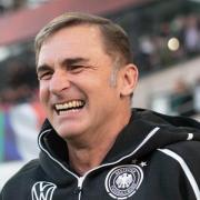 Stefan Kuntz hat 25 Spieler als vorläufiges EM-Aufgebot nominiert. Foto: Bernd Thissen