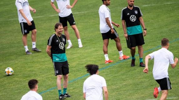 Deutsche Nationalmannschaft Trainingsspiel Heute Live In