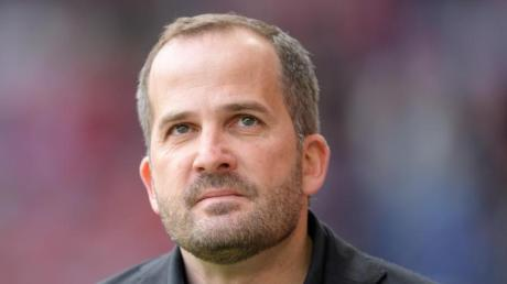 Wird U20-Coach beim DFB:Manuel Baum. Foto: Matthias Balk