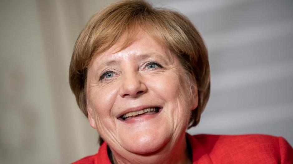 Merkel Geboren