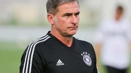 Muss eine neue U21 formen: DFB-Coach Stefan Kuntz.