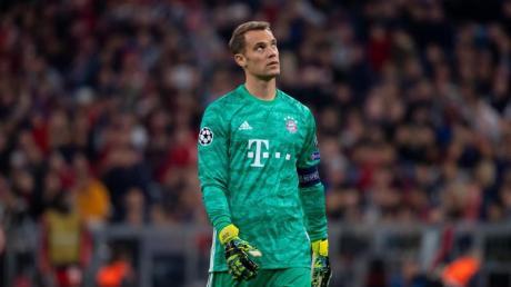 Manuel Neuer möchte die DFB-Torwartdebatte nicht mehr befeuern.