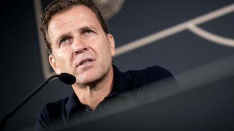 Laut DFB-Direktor Oliver Bierhoff wurde der Mannschaftsrat abgeschafft.