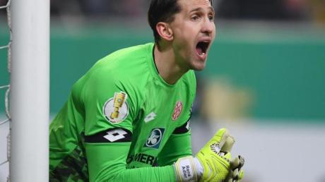 René Adler erwartet erst nach der EM 2020 einen Wechsel im deutschen Tor. Foto: Arne Dedert/dpa