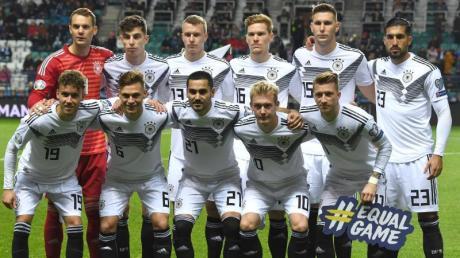 Vor der EM 2020 sollen noch eiige Testspiele für das DFB-Team stattfinden. Foto: Federico Gambarini/dpa