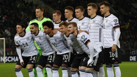 Das deutsche Team kann weiter auf Top-Gegner treffen. Foto: Christian Charisius/dpa