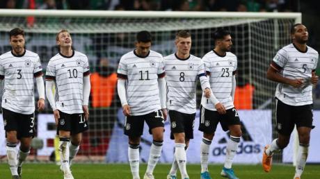 Für die deutsche Nationalmannschaft ist noch kein EM-Gegner fix. Foto: Christian Charisius/dpa