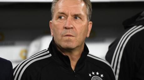 Andreas Köpke ist Towarttrainer der deutschen Nationalmannschaft.