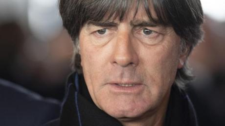 Joachim Löw war beim Neujahrsempfang der Deutschen Fußball Liga zu Gast.