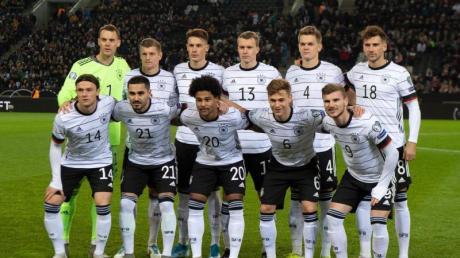 Die deutsche Nationalmannschaft pausiert vorerst.