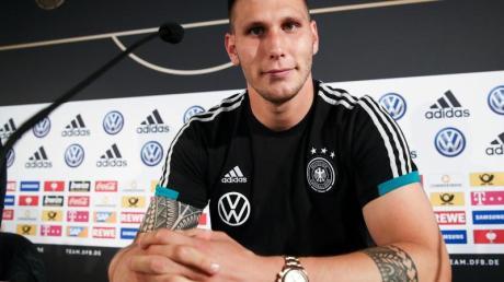 Hatte sich im Herbst 2019 das Kreuzband gerissen: Niklas Süle.
