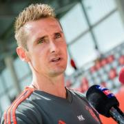Miroslav Klose trainiert aktuell die U17 des FC Bayern München.