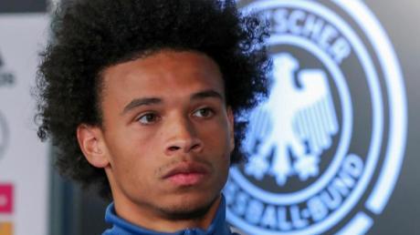 Sieht die Verschiebung der Fußball-EM nicht als Vorteil für sich persönlich an: Leroy Sané.