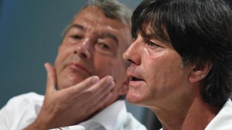 Wolfgang Niersbach war DFB-Präsident als Joachim Löw mit der Nationalmannschaft in Brasilien 2014 Weltmeister wurde.