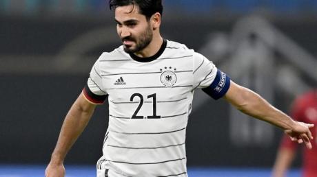 Erkrankte an Covid-19: Nationalspieler Ilkay Gündogan.