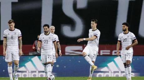 Das DFB-Team unterlag Spanien in der Nations League mit 0:6.