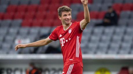 Müller erzielte in dieser Bundesliga-Saison in bislang 22 Spielen zehn Tore und elf Assists.