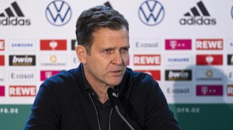Oliver Bierhoff geht weiter davon aus, dass während der EM 2021 vier Spiele in München ausgetragen werden.